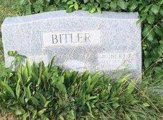 BITLER, PAULINE - Fairfield County, Ohio   PAULINE BITLER - Ohio Gravestone Photos
