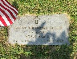 BITLER, ROBERT THEODORE - Fairfield County, Ohio   ROBERT THEODORE BITLER - Ohio Gravestone Photos