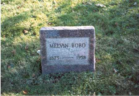 BOBO, MELVIN - Fairfield County, Ohio | MELVIN BOBO - Ohio Gravestone Photos