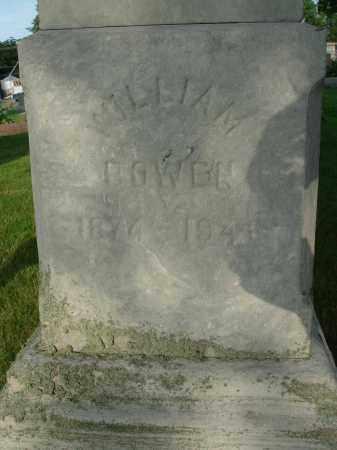 BOWEN, WILLIAM - Fairfield County, Ohio   WILLIAM BOWEN - Ohio Gravestone Photos