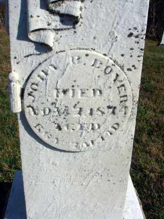 BOYER, JOHN B. - Fairfield County, Ohio   JOHN B. BOYER - Ohio Gravestone Photos