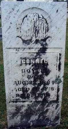 BOYLE, CONNEL - Fairfield County, Ohio   CONNEL BOYLE - Ohio Gravestone Photos