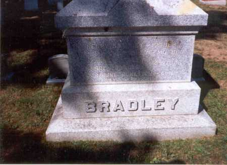 BRADLEY, ROXANNA - Fairfield County, Ohio | ROXANNA BRADLEY - Ohio Gravestone Photos
