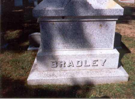 BRADLEY, PHOEBE - Fairfield County, Ohio | PHOEBE BRADLEY - Ohio Gravestone Photos