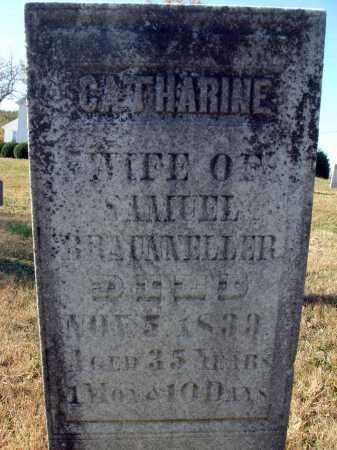 CRIST BRAUNNELLER, CATHARINE - Fairfield County, Ohio | CATHARINE CRIST BRAUNNELLER - Ohio Gravestone Photos