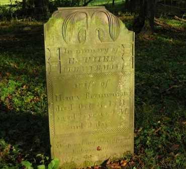 BRENNEMAN, HENRY - Fairfield County, Ohio   HENRY BRENNEMAN - Ohio Gravestone Photos
