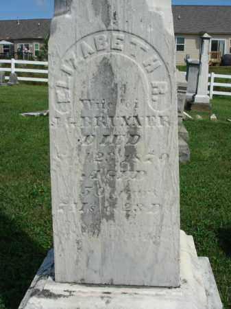 BRUNNER, ELIZABETH R. - Fairfield County, Ohio | ELIZABETH R. BRUNNER - Ohio Gravestone Photos