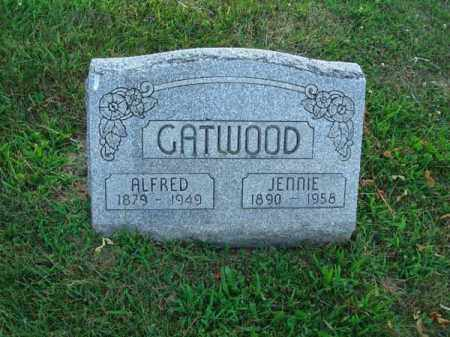 CATWOOD, ALFRED - Fairfield County, Ohio | ALFRED CATWOOD - Ohio Gravestone Photos