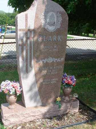 CLARK, JEANNE M. - Fairfield County, Ohio | JEANNE M. CLARK - Ohio Gravestone Photos