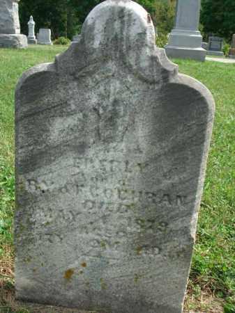 COCHRAN, ENERLY? - Fairfield County, Ohio | ENERLY? COCHRAN - Ohio Gravestone Photos