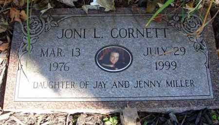 CORNETT, JONI L. - Fairfield County, Ohio   JONI L. CORNETT - Ohio Gravestone Photos