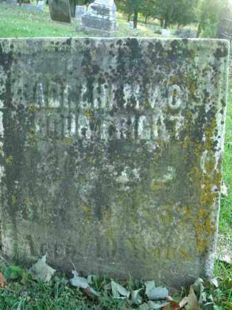 COURTRIGHT, ABRAHAM O. - Fairfield County, Ohio | ABRAHAM O. COURTRIGHT - Ohio Gravestone Photos