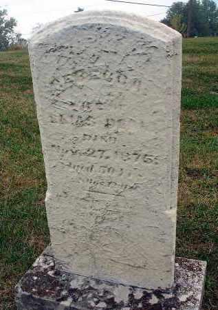 DEAL, REBECCA - Fairfield County, Ohio   REBECCA DEAL - Ohio Gravestone Photos