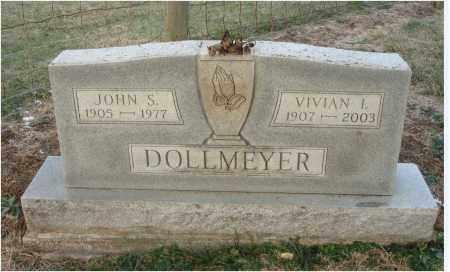 DOLLMEYER, JOHN SOLLEY - Fairfield County, Ohio | JOHN SOLLEY DOLLMEYER - Ohio Gravestone Photos