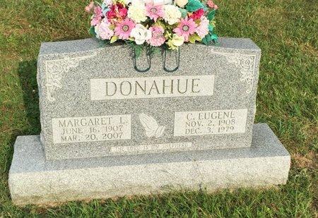 DONAHUE, C. EUGENE - Fairfield County, Ohio | C. EUGENE DONAHUE - Ohio Gravestone Photos