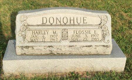 DONOHUE, FLOSSIE E. - Fairfield County, Ohio | FLOSSIE E. DONOHUE - Ohio Gravestone Photos