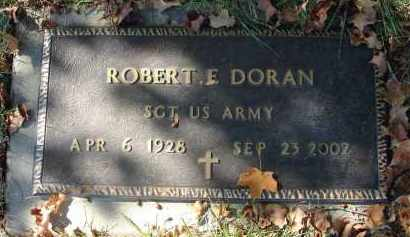 DORAN, ROBERT E. - Fairfield County, Ohio | ROBERT E. DORAN - Ohio Gravestone Photos