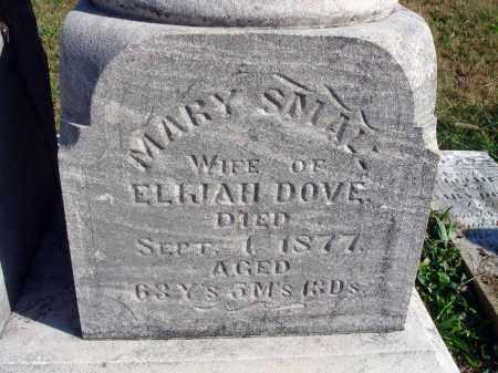 SMALL DOVE, MARY - Fairfield County, Ohio | MARY SMALL DOVE - Ohio Gravestone Photos