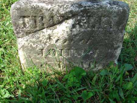 DRESSLER, TR? - Fairfield County, Ohio | TR? DRESSLER - Ohio Gravestone Photos