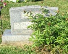 DUPLER, MARVINE A. - Fairfield County, Ohio | MARVINE A. DUPLER - Ohio Gravestone Photos