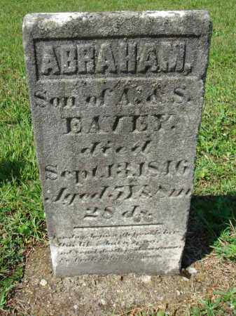 EAVEY, ABRAHAM - Fairfield County, Ohio | ABRAHAM EAVEY - Ohio Gravestone Photos