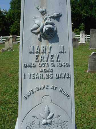 EAVEY, MARY M. - Fairfield County, Ohio | MARY M. EAVEY - Ohio Gravestone Photos