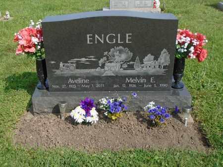 ENGLE, AVELINE - Fairfield County, Ohio | AVELINE ENGLE - Ohio Gravestone Photos