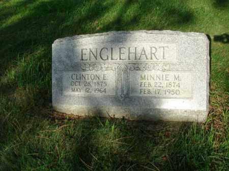 ENGLEHART, CLINTON E. - Fairfield County, Ohio | CLINTON E. ENGLEHART - Ohio Gravestone Photos