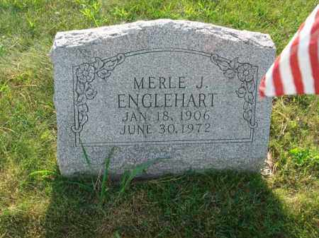 ENGLEHART, MERLE J. - Fairfield County, Ohio | MERLE J. ENGLEHART - Ohio Gravestone Photos