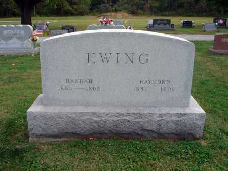 EWING, RAYMOND - Fairfield County, Ohio | RAYMOND EWING - Ohio Gravestone Photos