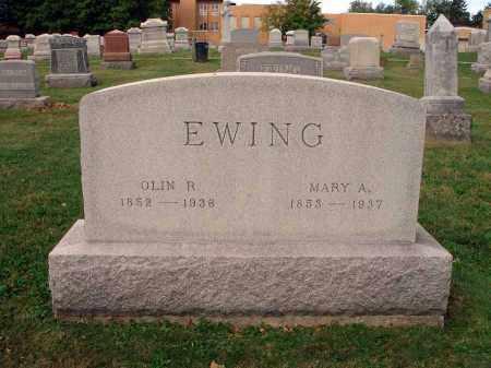 EWING, OLIN R. - Fairfield County, Ohio   OLIN R. EWING - Ohio Gravestone Photos