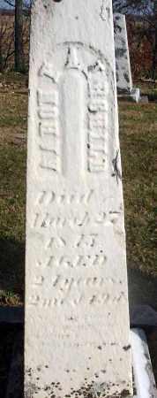 FAIRCHILD, AARON - Fairfield County, Ohio | AARON FAIRCHILD - Ohio Gravestone Photos