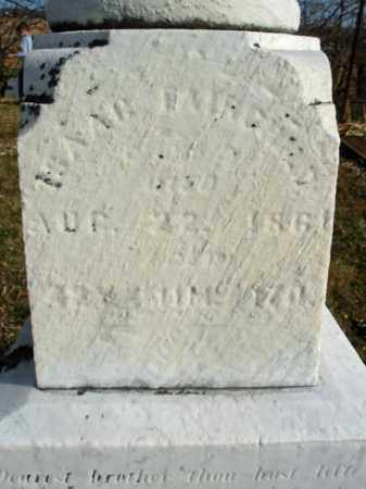 FAIRCHILD, ISAAC - Fairfield County, Ohio   ISAAC FAIRCHILD - Ohio Gravestone Photos
