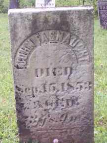FASNAUGH, JOHN - Fairfield County, Ohio | JOHN FASNAUGH - Ohio Gravestone Photos