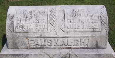 CLARK FAUSNAUGH, MARY - Fairfield County, Ohio | MARY CLARK FAUSNAUGH - Ohio Gravestone Photos