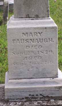 CONRAD FAUSNAUGH, MARY MAGDALENA - Fairfield County, Ohio | MARY MAGDALENA CONRAD FAUSNAUGH - Ohio Gravestone Photos