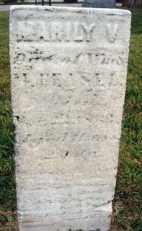 FEASEL?, MARILY V. - Fairfield County, Ohio   MARILY V. FEASEL? - Ohio Gravestone Photos