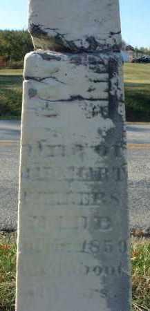 FELLERS, CATHARINE - Fairfield County, Ohio | CATHARINE FELLERS - Ohio Gravestone Photos