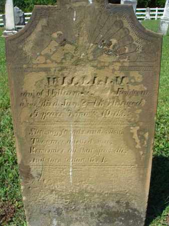 FENSTERMAKER, WILLIAM - Fairfield County, Ohio   WILLIAM FENSTERMAKER - Ohio Gravestone Photos