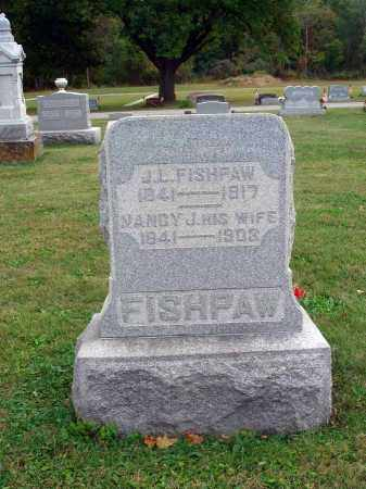 FISHPAW, NANCY J. - Fairfield County, Ohio | NANCY J. FISHPAW - Ohio Gravestone Photos