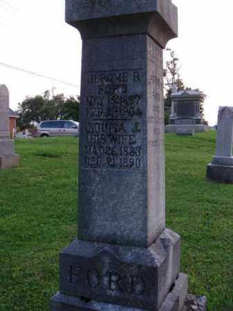FORD, LOUISA - Fairfield County, Ohio | LOUISA FORD - Ohio Gravestone Photos