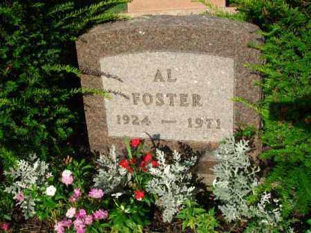 FOSTER, AL - Fairfield County, Ohio | AL FOSTER - Ohio Gravestone Photos