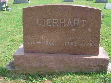 GIERHART, FLOYD E. - Fairfield County, Ohio | FLOYD E. GIERHART - Ohio Gravestone Photos