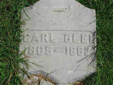 GLEI, CARL - Fairfield County, Ohio | CARL GLEI - Ohio Gravestone Photos
