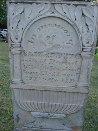 GLICK, ELIZABETH - Fairfield County, Ohio | ELIZABETH GLICK - Ohio Gravestone Photos