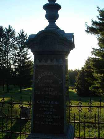 GLICK, JONATHAN - Fairfield County, Ohio | JONATHAN GLICK - Ohio Gravestone Photos