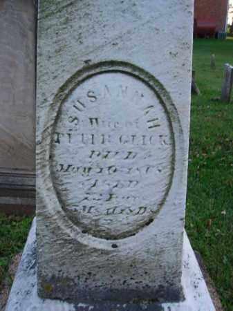 GLICK, SUSANNAH - Fairfield County, Ohio | SUSANNAH GLICK - Ohio Gravestone Photos