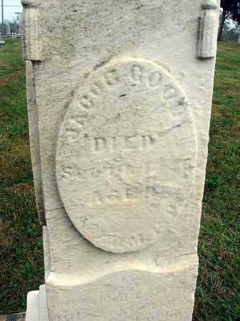 GOOD, JACOB - Fairfield County, Ohio | JACOB GOOD - Ohio Gravestone Photos