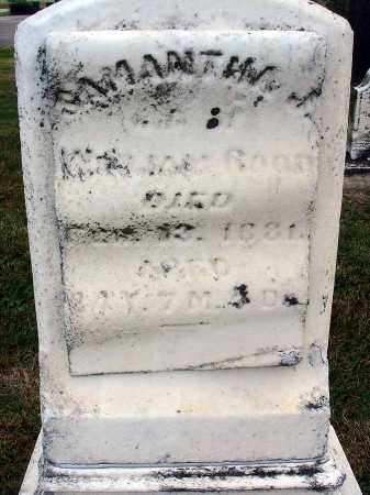 GOOD, SAMANTHA J. - Fairfield County, Ohio | SAMANTHA J. GOOD - Ohio Gravestone Photos