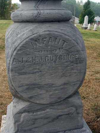 GUYSINGER, INFANT SON - Fairfield County, Ohio | INFANT SON GUYSINGER - Ohio Gravestone Photos